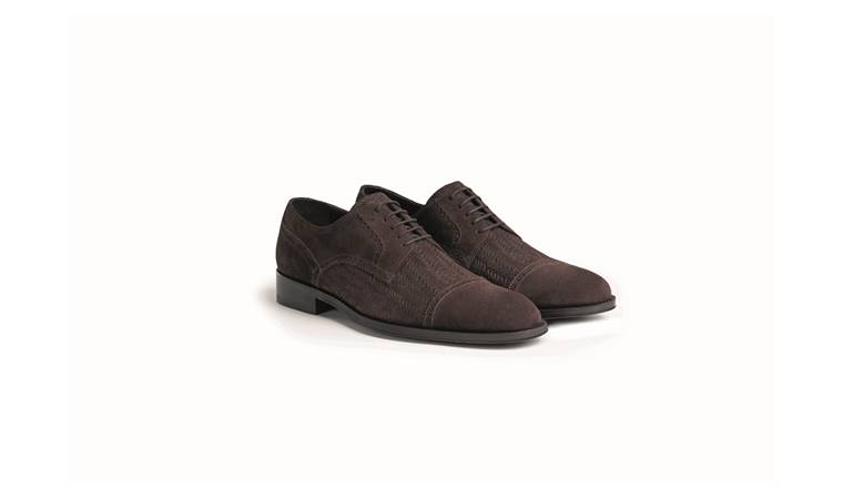 Rs 39,000; Corneliani Derbys