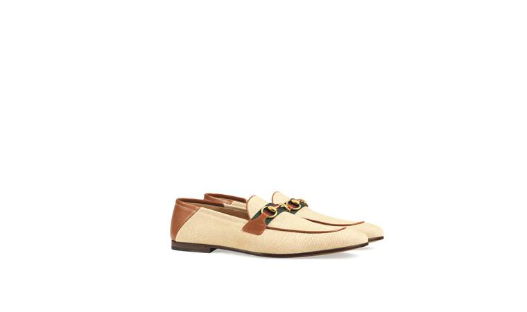 Price on request; Guccci Horsebit Loafer with Web