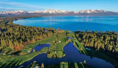 Lake Tahoe: Golf is just one excuse to visit this paradise