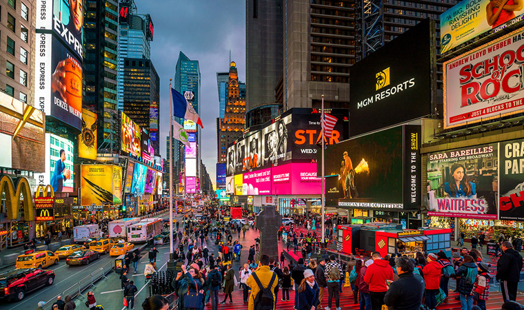 Times Square (New York, USA)