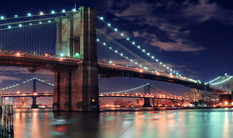 Brooklyn Bridge (New York, USA)
