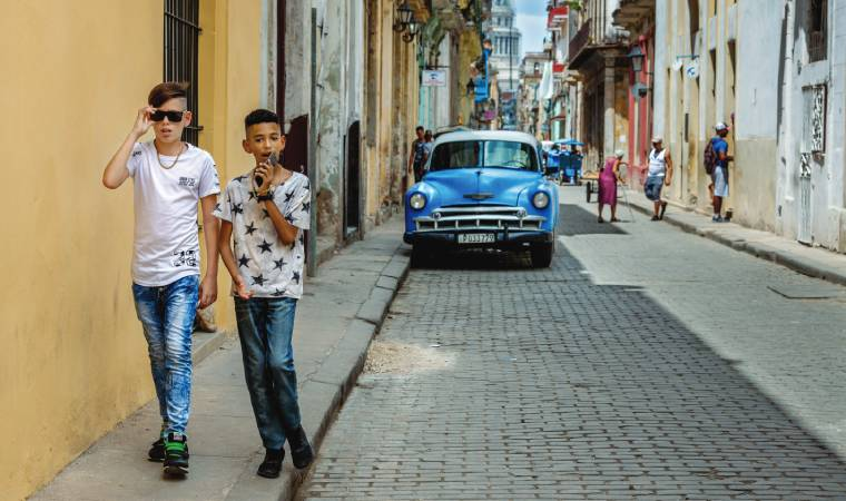 If you're a classic car buff, Cuba is just about the greatest place on the planet.