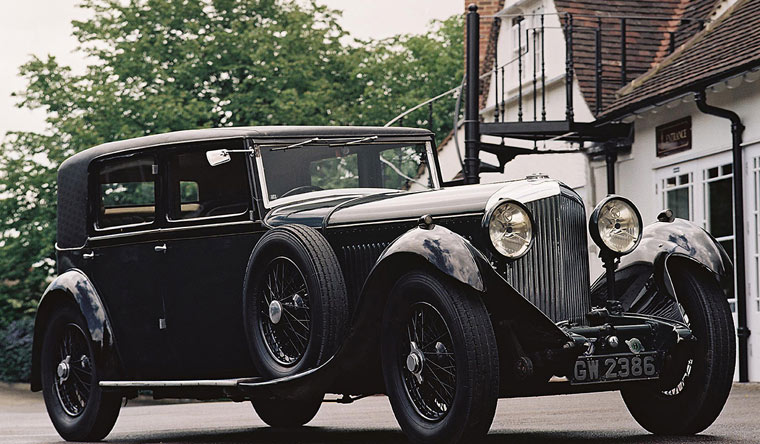 8 Litre Bentley limousine from 1930