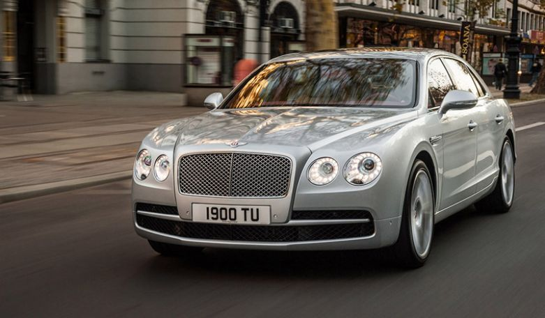 Bentley's Continental Flying Spur