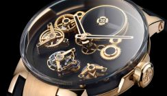 Ulysse Nardin Executive Tourbillon Free Wheel: Defying gravity