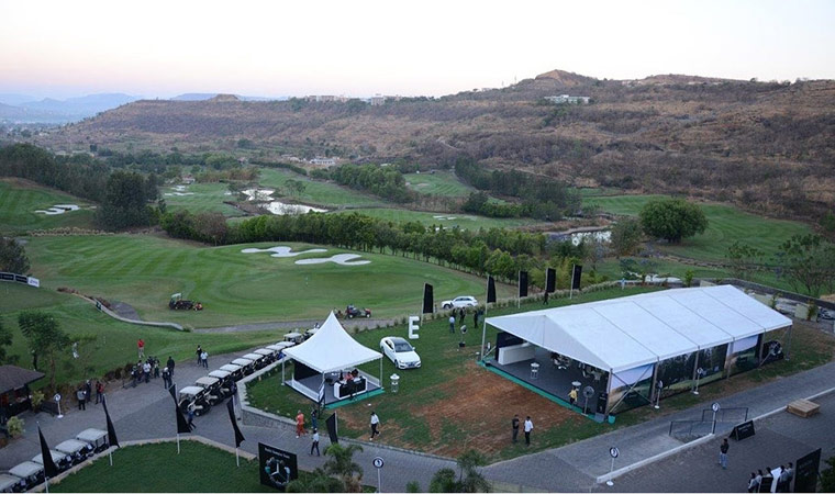 Oxford Golf Resort, Pune