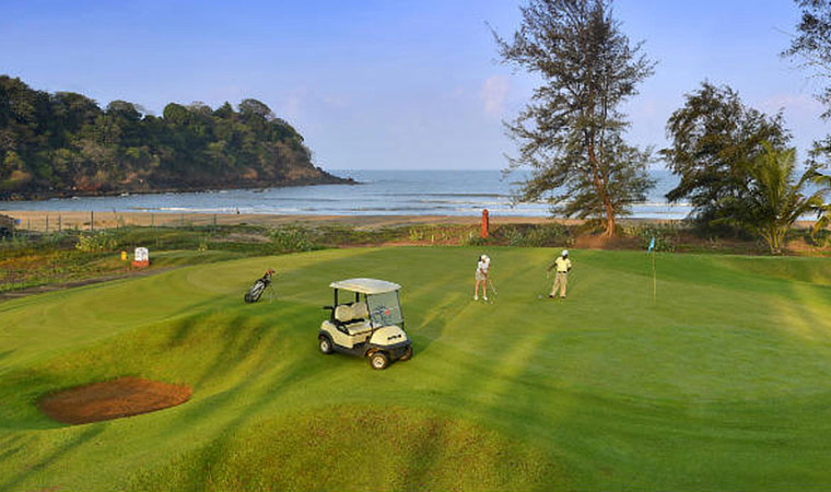 The Lalit Goa Golf Greens