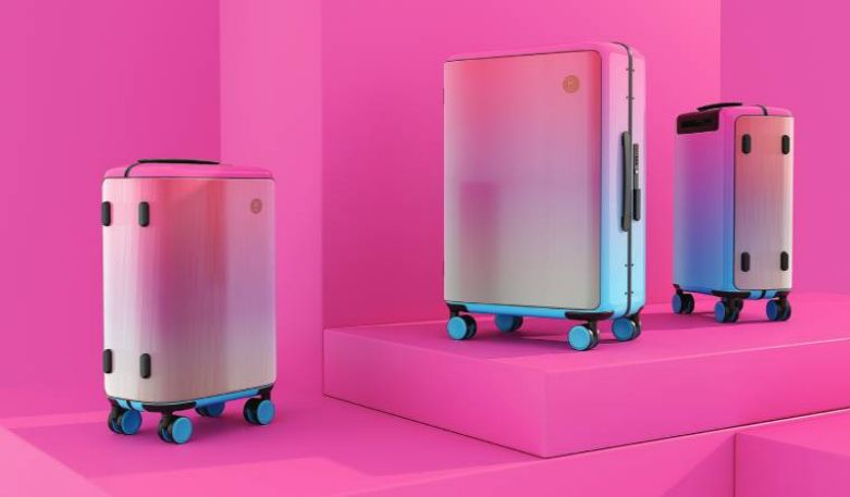 Luggage: Glow collection  for Kreate