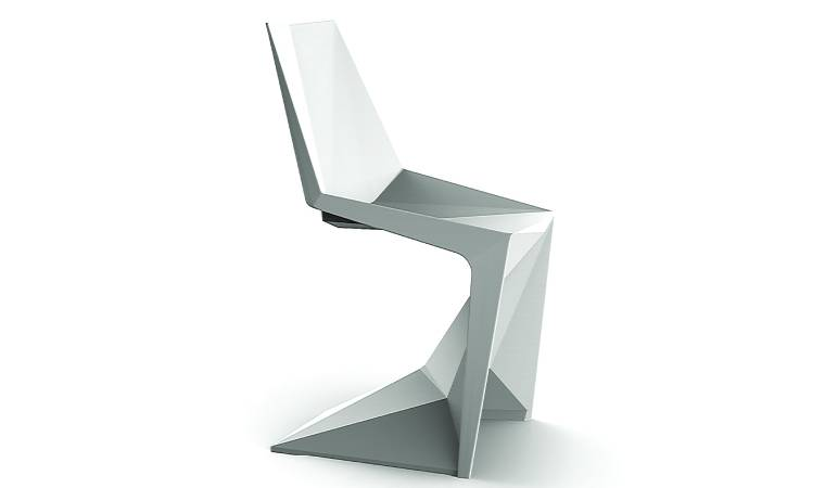 Outdoor furniture: Voxel chair for Vondom