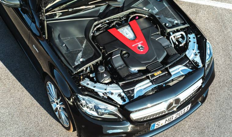 Driving the C43  is sheer bliss.  This is one car that rubs off  its attitude  on its owner