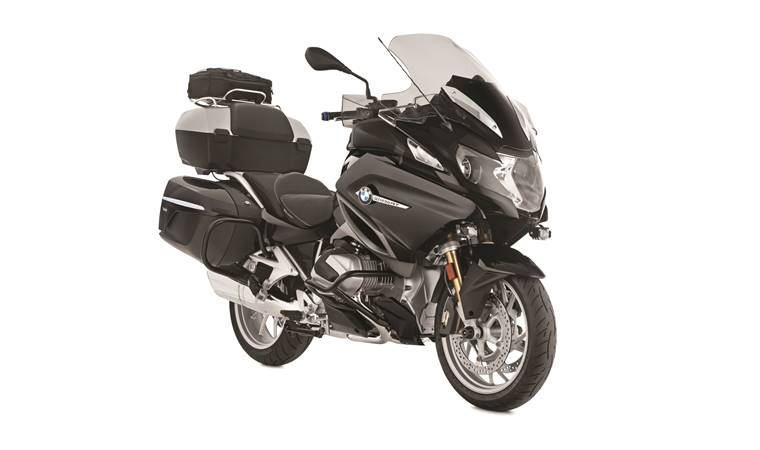 BMW R 1250 R and R 1250 RT