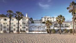 Californian casual chic: Shutters on the Beach hotel won't let you miss your private beach cottage